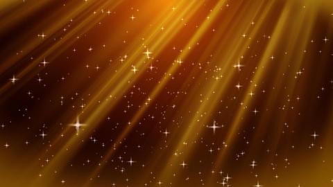 Light rays background Animation