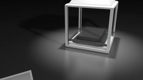 3d printer Animation