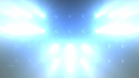 Concer lights flood Animation
