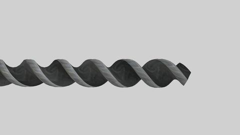 Drill bit Animation