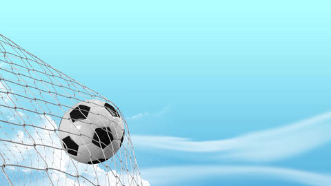 Goal score Animation