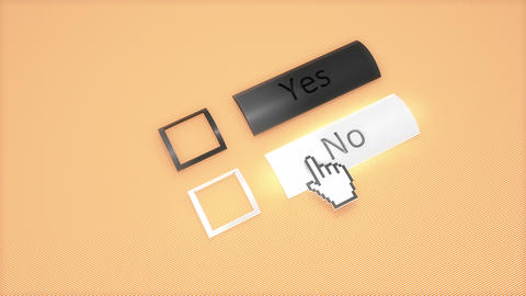 Online voting Animation