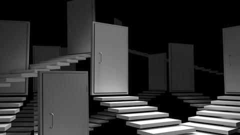 Solution doors Animation