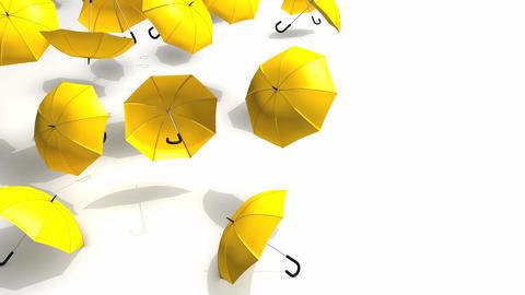 Umbrellas Animation