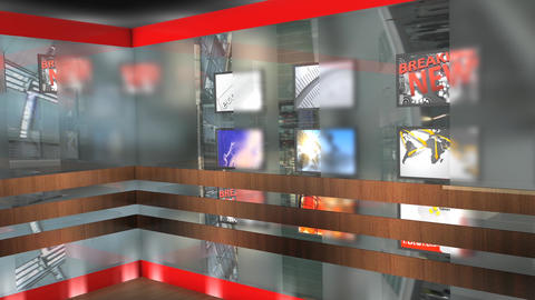 Virtual set 7 Animation