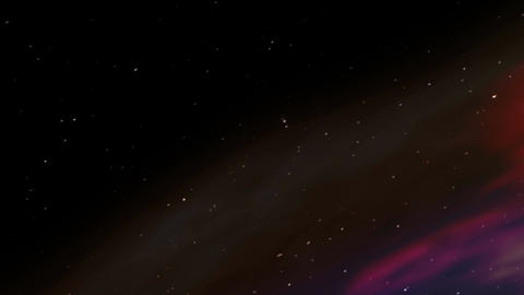 4K Galaxy 3 Animation