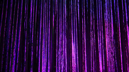 Colorful Stage Curtain stock footage