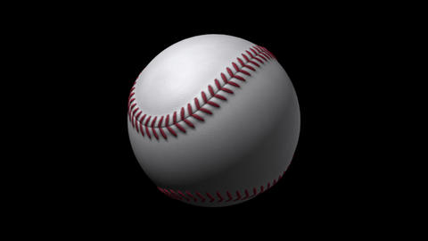 baseball Oblique Animation