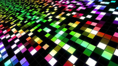 Square Cell Grid light background Bb 1 4k Animation