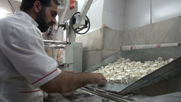 Nougat production in Iran Footage
