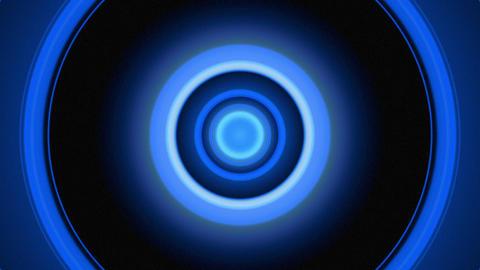 Light Circles Blue Animation