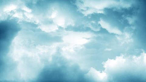 Sky stock footage