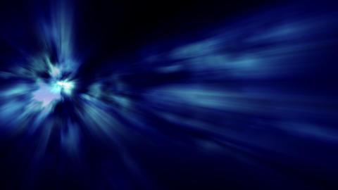 Blue Aura stock footage
