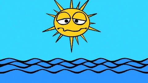 Sundown Animation