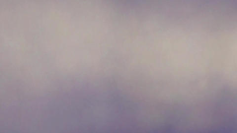Surging fog of clouds in wind,abstract spectacular cloudscape Animation