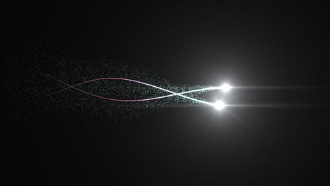 Cross Lights Animation