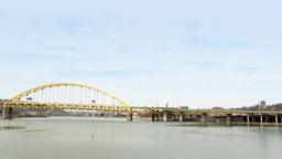 Fort Pitt Bridge Footage