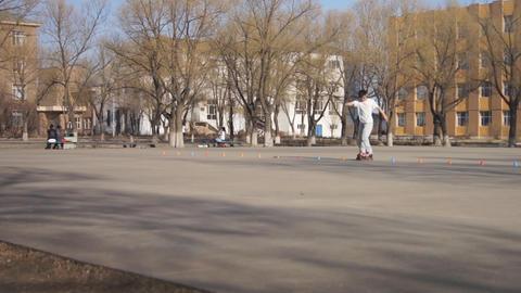 Heihexueyuan Rollers 02 Footage