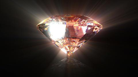 4K Diamond background Animation