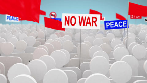 No War stock footage