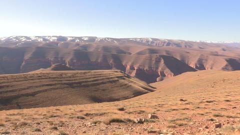 FT 0064 Dades Gorge Morocco 24 P No Aud PJ 95 Footage