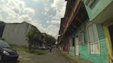 CHORRILLO, PANAMA - CIRCA 2014: View of a shanty t Footage