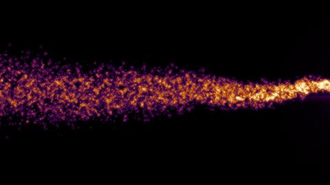 Wave star Magic Animation