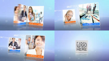 Media Showcase After Effects Template