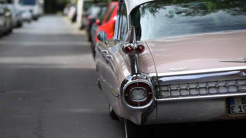 vintage car Live Action