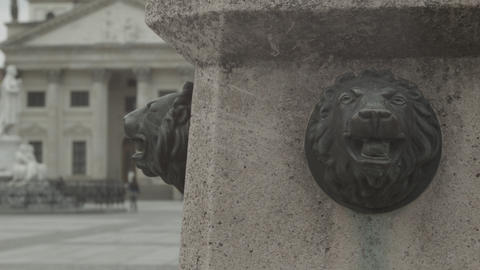 detail at Gendarmenmarkt Live Action