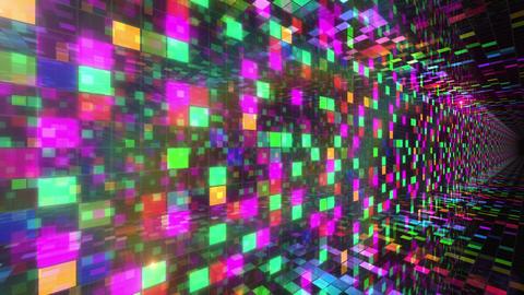 Disco Dance Tunnel C 04f 4k, Stock Animation