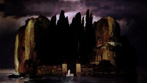 Timelapse Isle of the Dead Footage