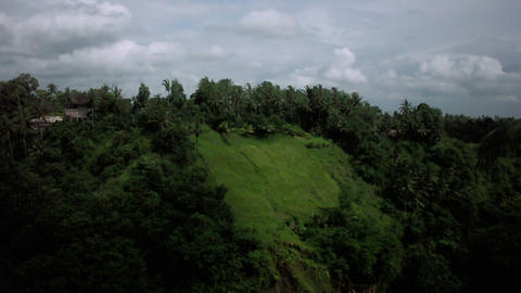 Timelapse Bali valley Footage