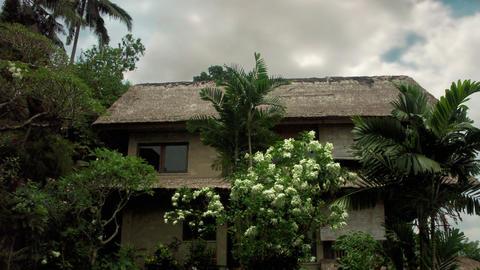 Timelapse Bali villa Live Action