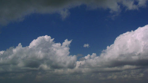 Timelapse stratocumulus clouds Footage