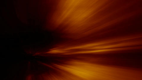 Abstract Futuristic Background - Warm Lighing Footage
