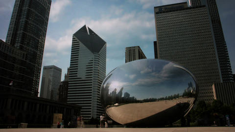 Timelapse The Bean Footage