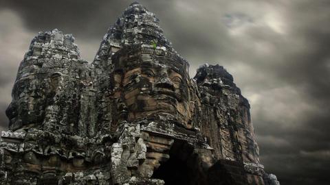 Timelapse Angkor Wat Live Action