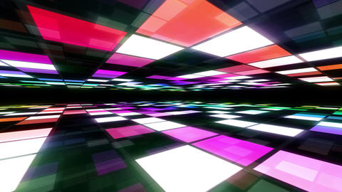 Disco Dance Floor Room A 01 4k Animation