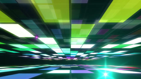 Disco Dance Floor Room A 03f 4k Stock Video Footage