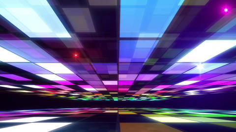 Disco Dance Floor Room A 03f 4k Animation