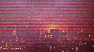 Timelapse city landscape broadcast Footage