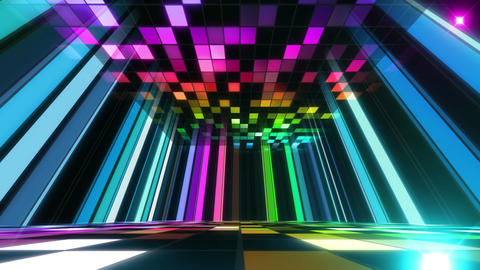 Disco Dance Floor Room B 03f 4k Animation