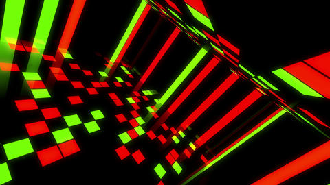 Disco Dance Floor Room Bx 04 4k Animation
