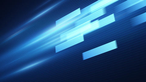 blue stripes fast motion loopable background Animation
