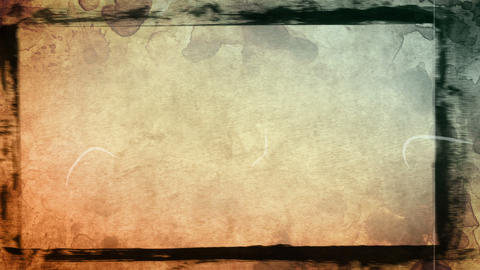 grunge textures and frame loopable background Animation