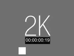 test 2k ani Footage