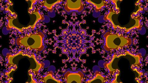 thin edge fractal Animation