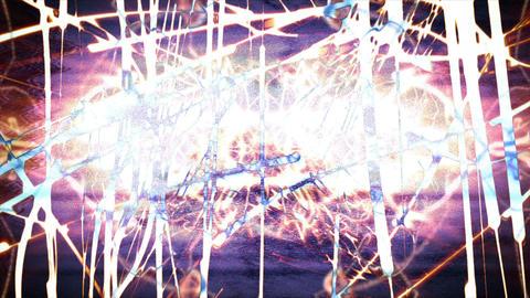 plasma bounce Stock Video Footage