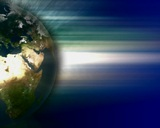 Globe 51 stock footage